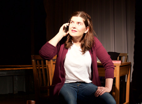 Closing Night and Review for TO SHE WHO WAITS
