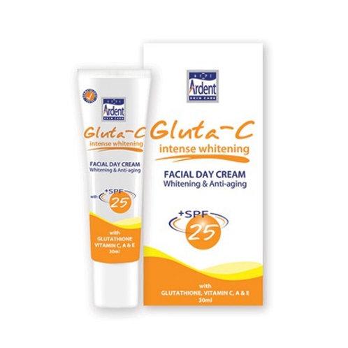 GLUTA C Crème visage jour Eclaircissante