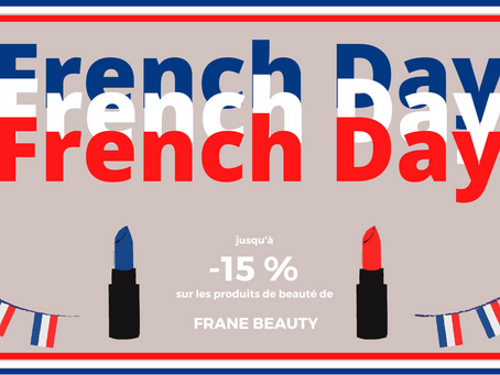 French day 2021 maquillage peau noire Frane Beauty
