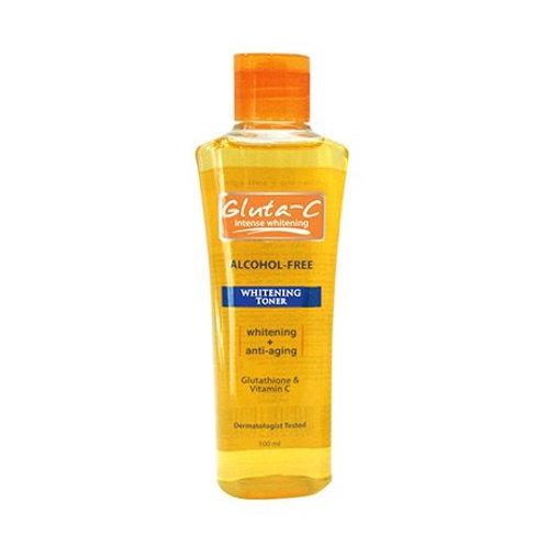 Gluta-C lotion sans alcool