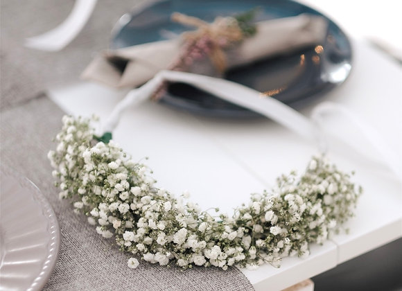 Flowers for the bride