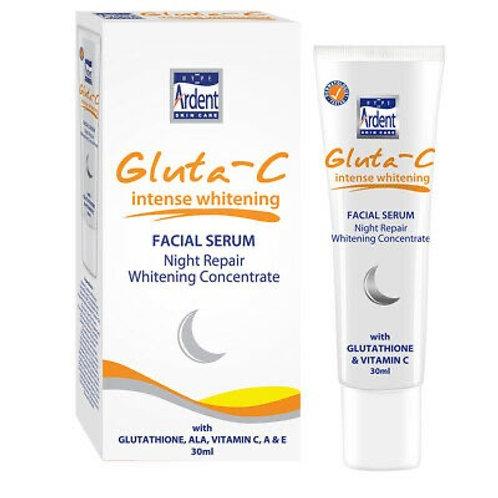 Gluta-C serum visage nuit