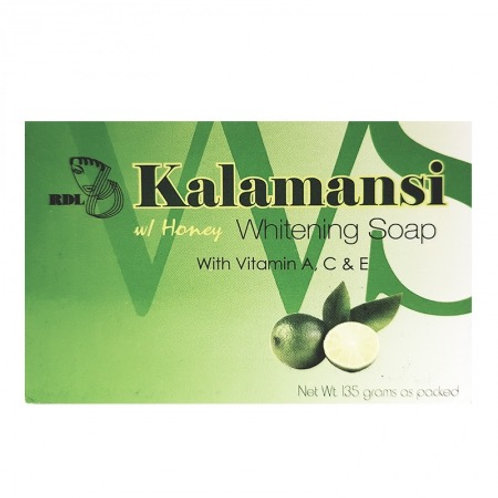RDL KALAMANSI  honey  soap