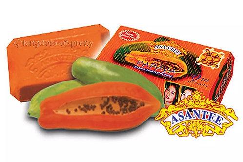 Savon ASANTEE à la papaye