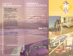 Santa Monica Paradise Rentals Brochure