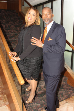 Pastor & First Lady Carter