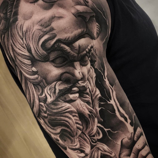 Sculture Tattoo