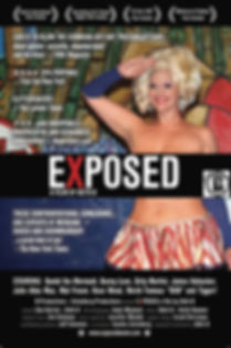 Exposed presented by Bawdy Shop Burlesque and The Creative Alliance