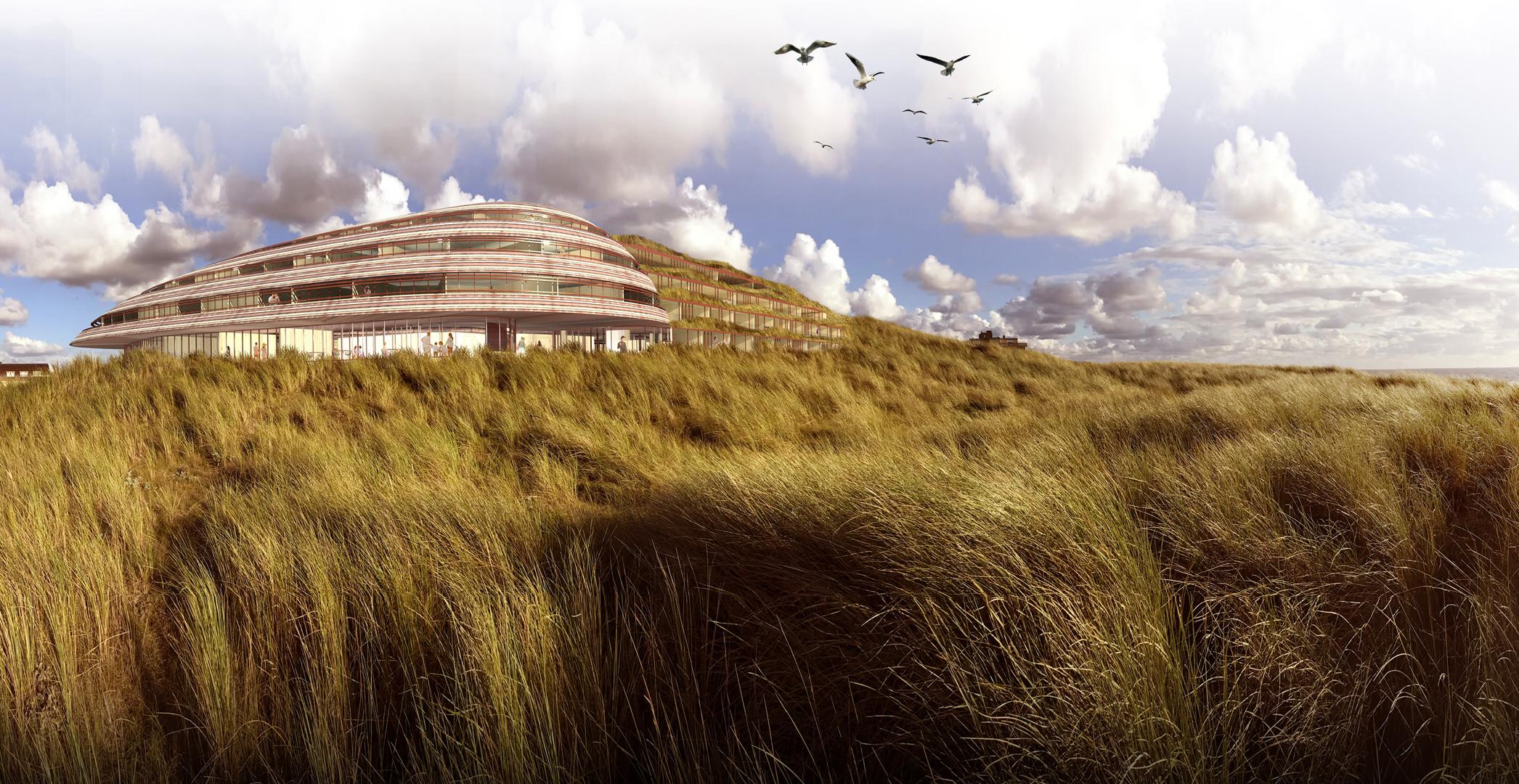 detail-Hotel-Nassau-Bergen aan Zee-Natrufied LIVINWOOD
