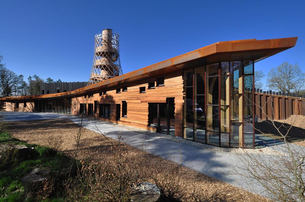Milieu centrum Assen Natrufied LIVINWOOD