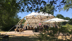 Bamboo Dome LIVINWOOD