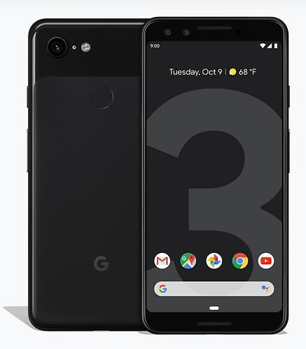 Google Pixel 3 - Factory Unlock