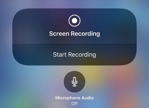 adoptaphone screen recording how to iphone