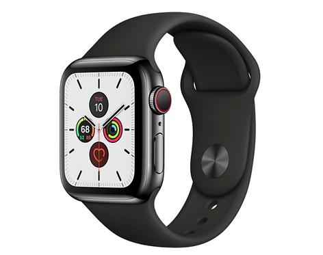 Apple Watch Series 5 - GPS + Cellular