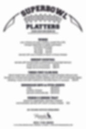 Football Dinner Menu 2020 Riptides WEB.j