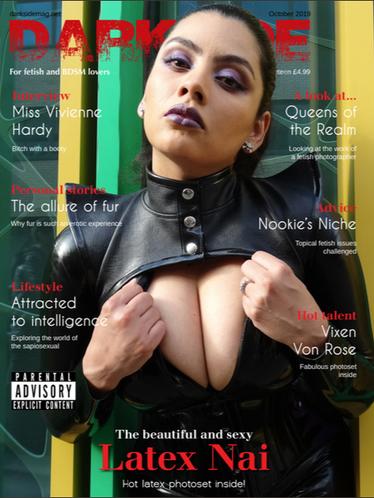 Darkside Issue 19