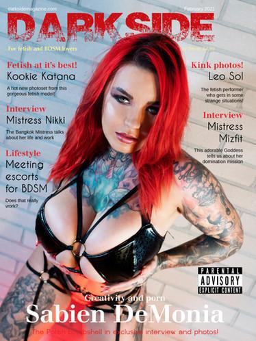 Darkside Issue 27