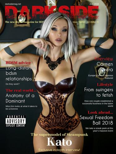 Darkside Issue 12