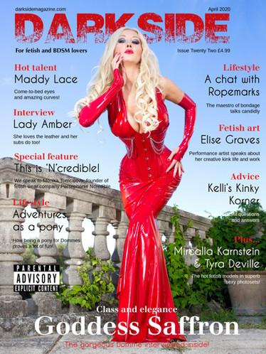 Darkside Issue 22