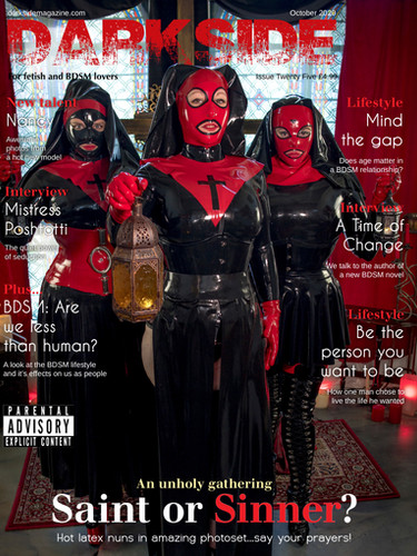 Darkside Issue 25