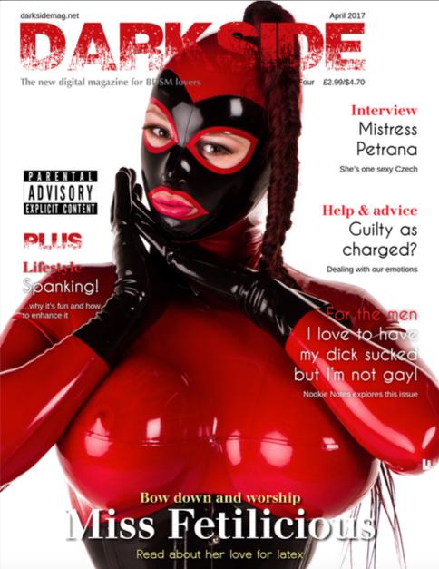 Darkside Issue 4