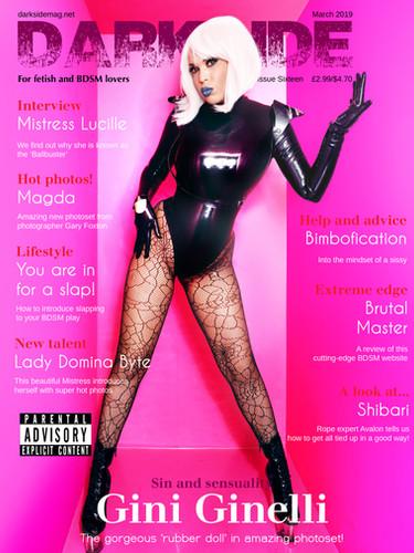 Darkside Issue 16