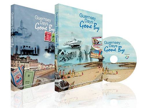 Guernsey Days Gone By Volumes One & Two Twin Pack