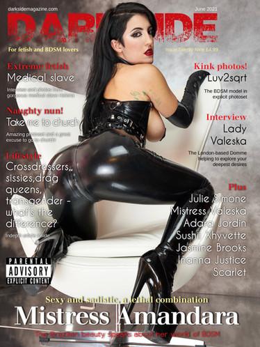 Darkside Issue 29