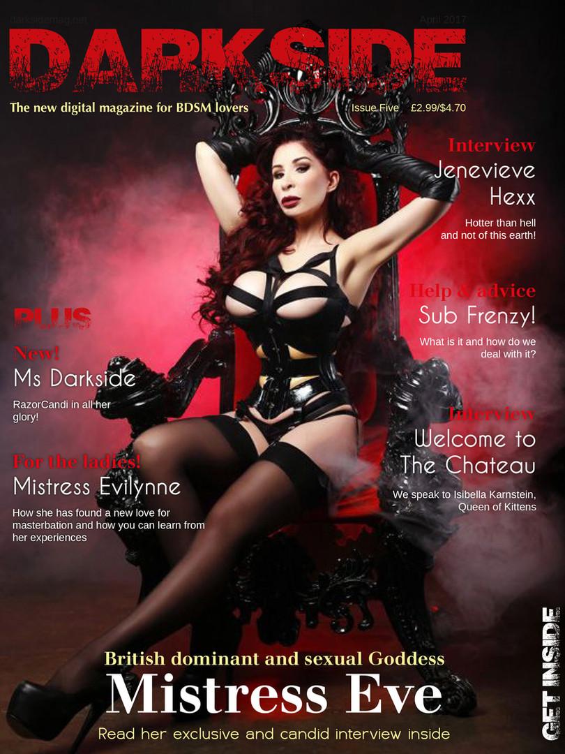 Darkside Issue 5