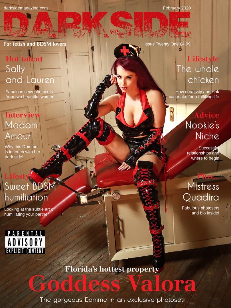 Darkside Issue 21