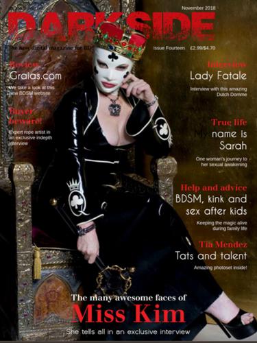 Darkside Issue 14
