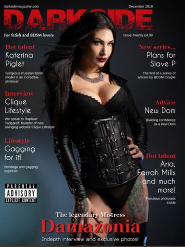 Darkside Issue 20