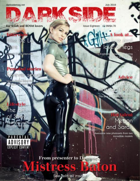 Darkside Issue 18