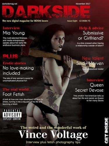 Darkside Issue 8