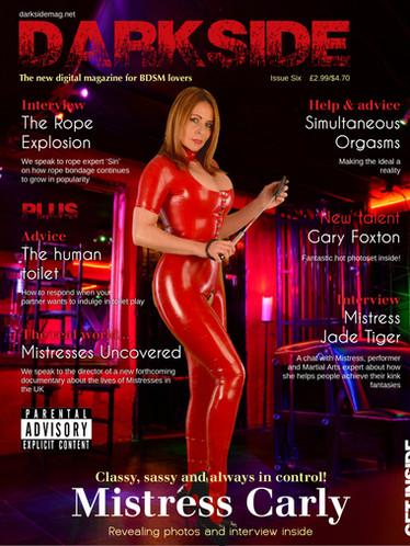 Darkside Issue 6