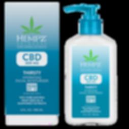 Hempz CBD Skin Care Moisturizer - BOX.pn