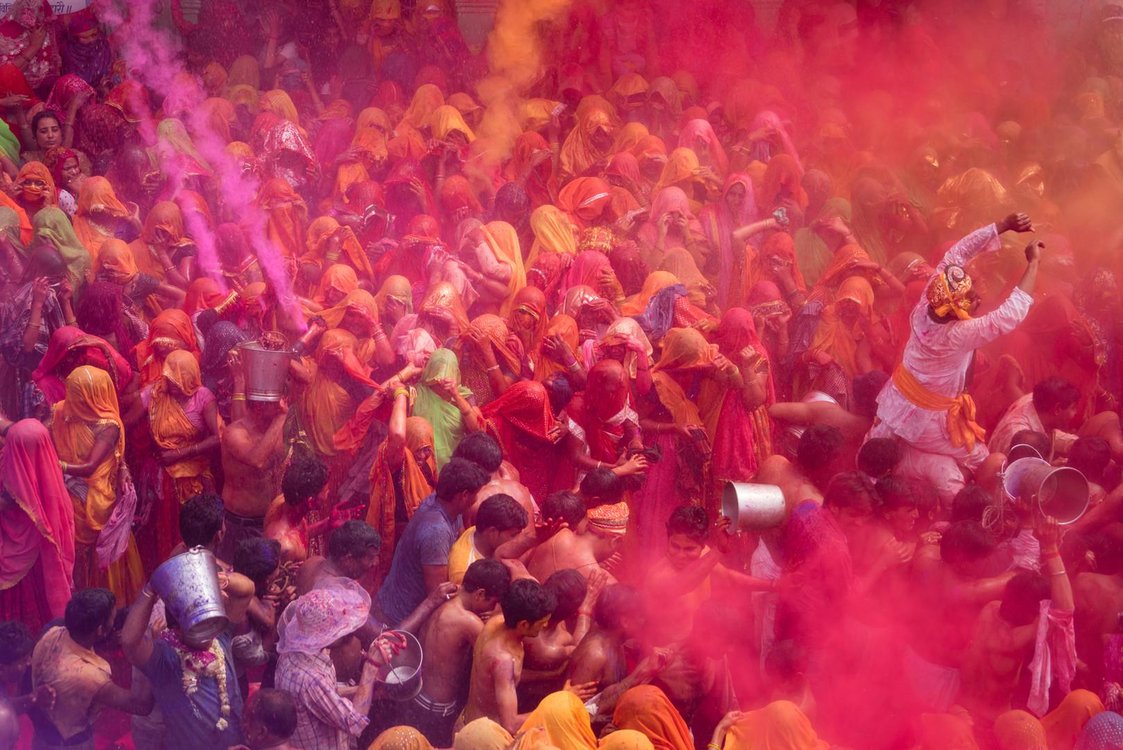 Célébration hindoue