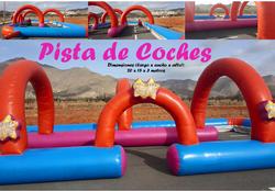 PISTA DE COCHES