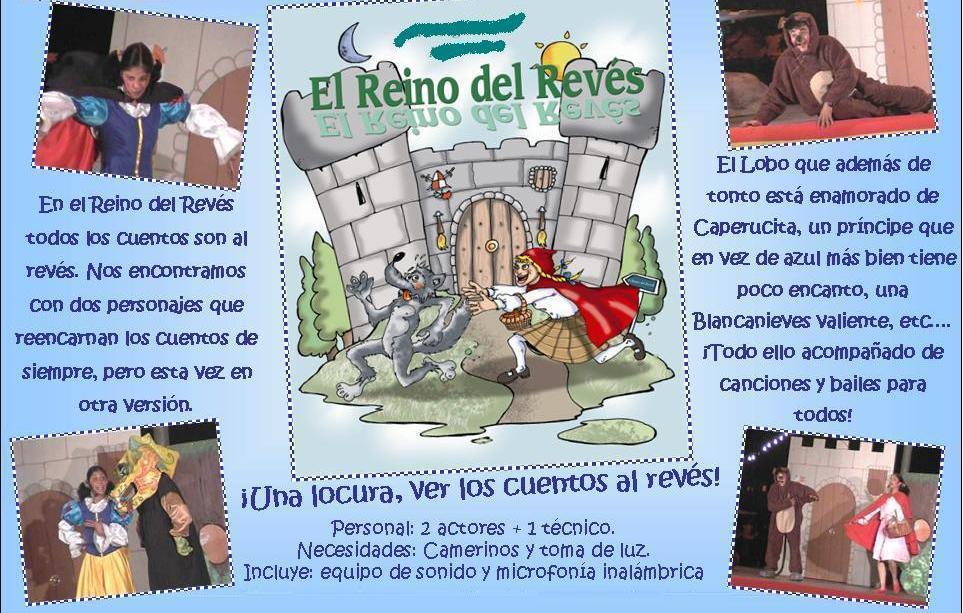 EL REINO AL REVES