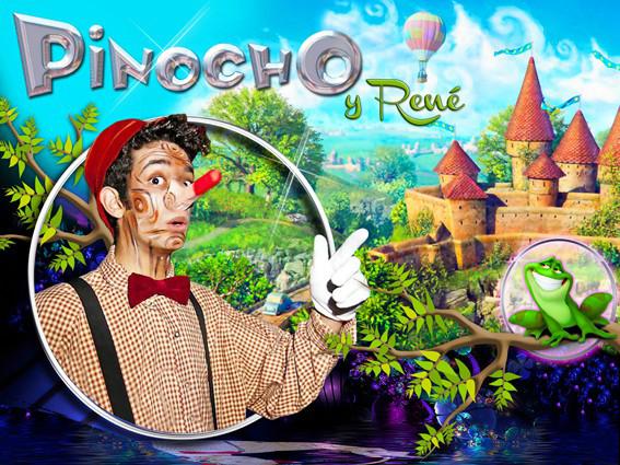 Pinocho y René