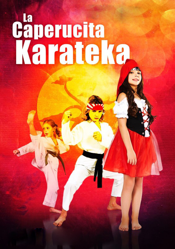 La Caperucita Karateka