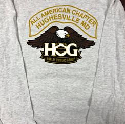 Ash long Sleeve Chapter T-Shirt