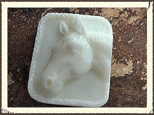 Horse Head Soap