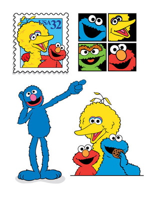 Sesame St. Licensed Charactrers