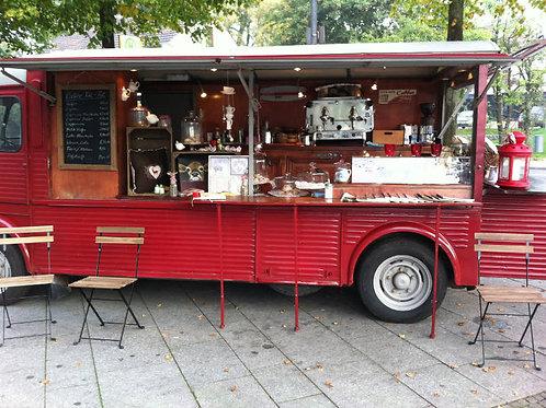 Café Kaarster Schnittchen und Kaffee Tüt-Tüt