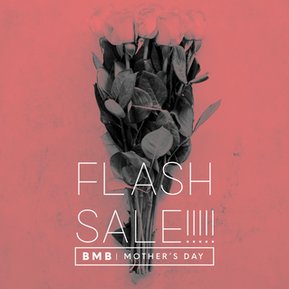 Mother's Day Flash Sale!