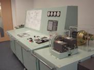 Main Engine Maneuvering & Control Simulator