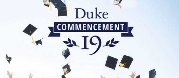 CLASS OF 2019: EIGHT STUDENTS WHO CHANGED DUKE ... AND THEMSELVES