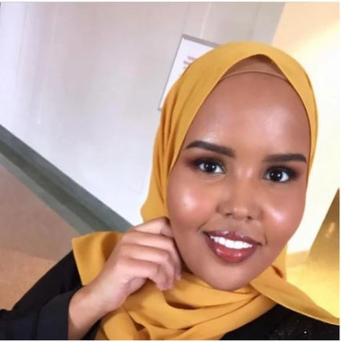 Salma Ahmed-Ibrahim, LFMN Fellow '20