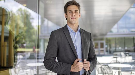 A Carolina graduate is making government jobs cool again